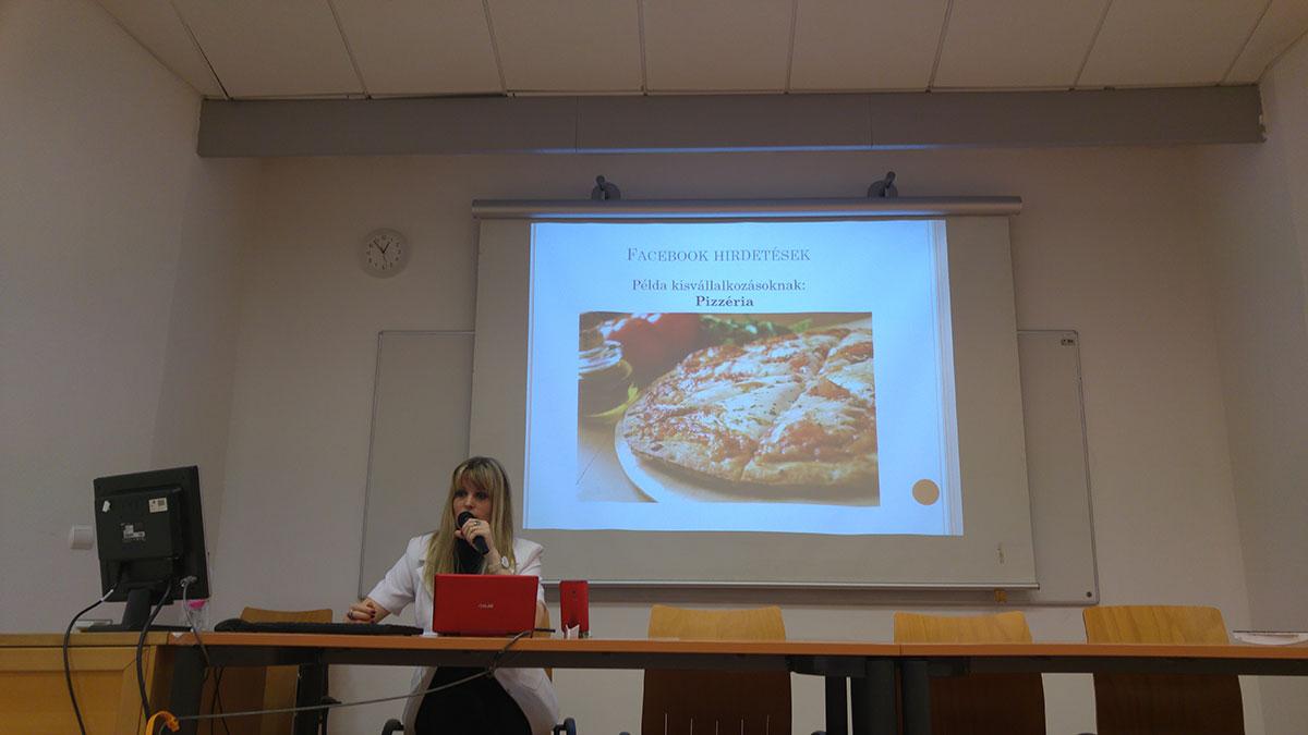 KKV Online Marketing előadásom a Metropolitan Egyetemen
