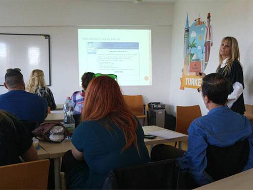 Online Marketing Stratégia előadásom a Metropolitan Egyetemen