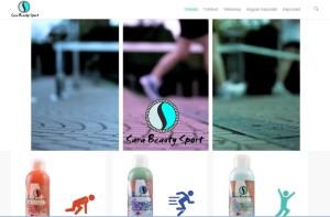 Weboldalkészítés - sarabeautysport.com