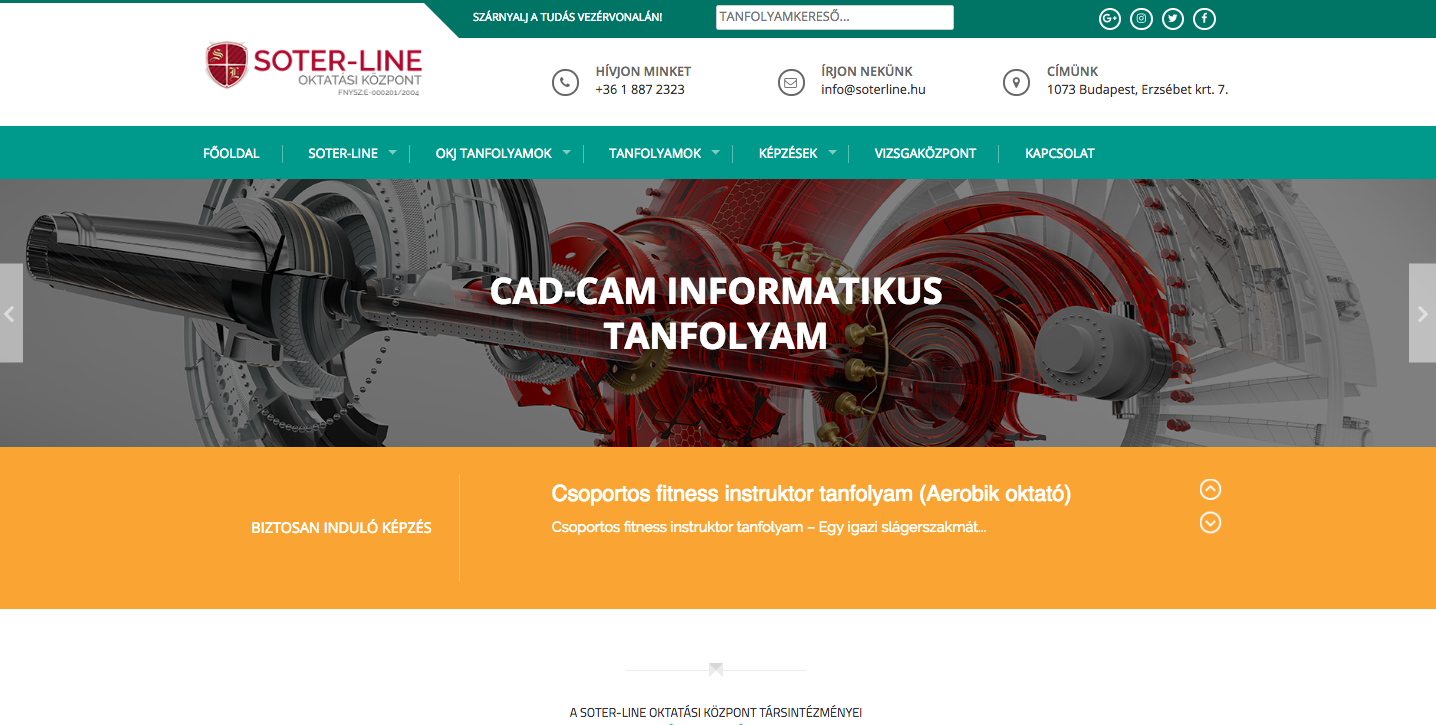 soterline-weboldalkeszites